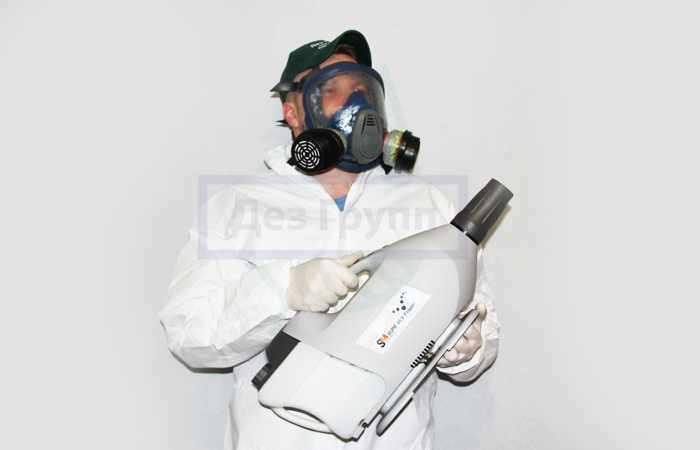 Чем травят тараканов профессионалы СЭС - какое оборудование используют?