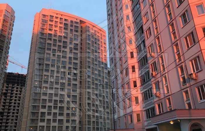Дезинфекция жилых домов в Москве
