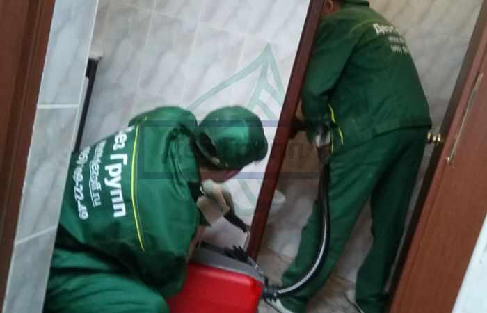Химический способ очистки канализационных труб